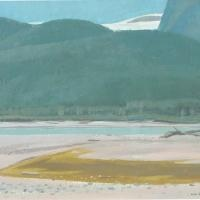 'Near Stewart B.C.' by Alan Collier