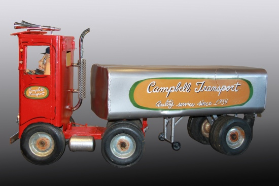 Campbell Truck by Patrick Amiot