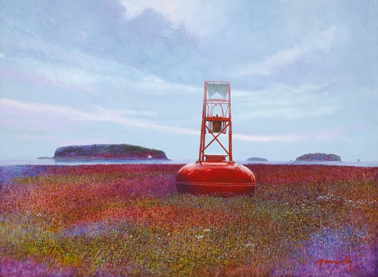 Bell Buoy by Barry McCarthy