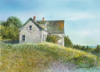 Homestead in Craigmore, Cape Breton, #2 by Barry McCarthy