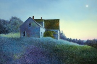 Dusk at Craigmore, Cape Breton by Barry McCarthy