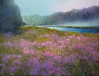 Summer Phlox, Grand River by Barry McCarthy