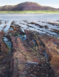 Shore Forms, Orkney by Ron Bolt