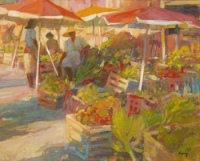 Fruit Market by Philip Craig