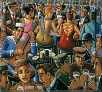 The Bar by P.J. Crook