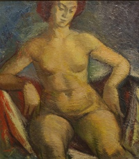 Nude by Henry George (H.G.) Glyde