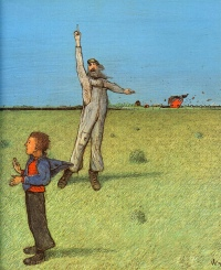Who Has Seen the Wind, page 267 by William (W.K.) Kurelek