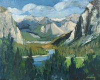 Bow Valley by Philip Craig