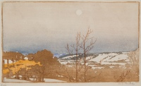 Winter by Walter Joseph (W.J.) Phillips