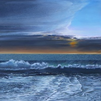 Cold Surf, North Atlantic by Ron Bolt