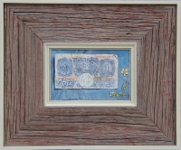 A Pound Note by William (W.K.) Kurelek