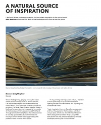 "SHANNON CRAIG MORPHEW: Featured in the Dulwich Picture Gallery's ""In View"" magaz"