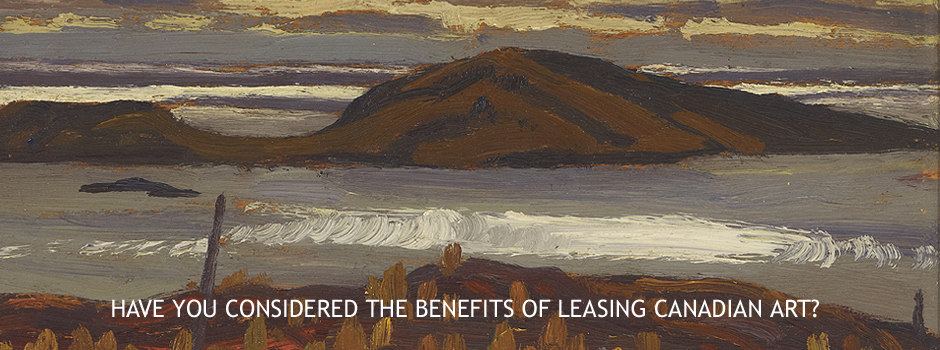 BENEFITS OF LEASING CANADIAN ART