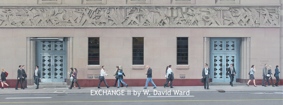 EXCHANGE II by W. David Ward
